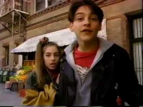 Toby Maguire Twister Juice 1991