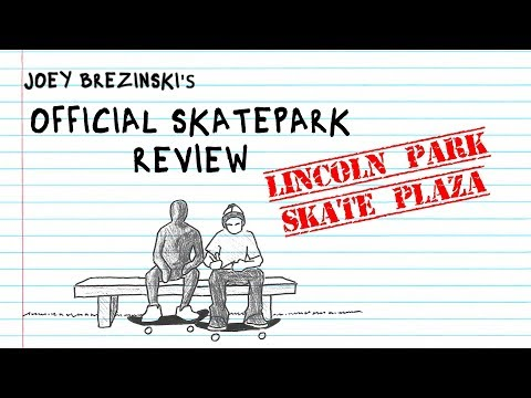 Pushing Around Lincoln Park Skate Plaza | Official Skatepark Review