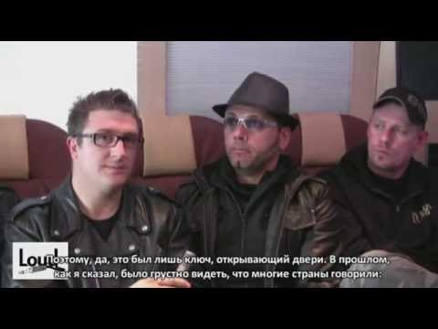 (EN/Ru subs) 2010 Loudtvmetal: Interview with Oomph!