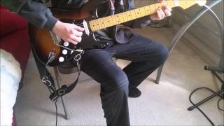 The Ballad of Jed Clampett (The Beverly Hillbillies Theme) Fender Strat Cover
