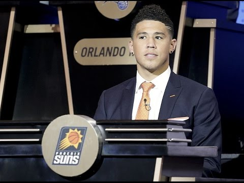 Phoenix Suns to select 4th overall 2017 NBA Draft