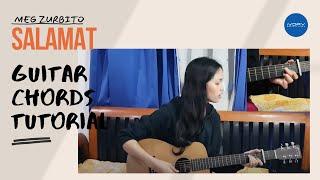 Meg Zurbito - Salamat (Guitar Tutorial)