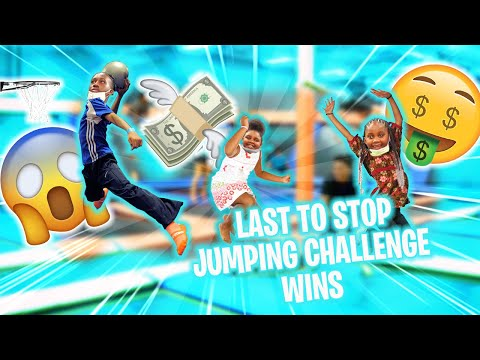 LAST TO STOP JUMPING WINS $$ 💰