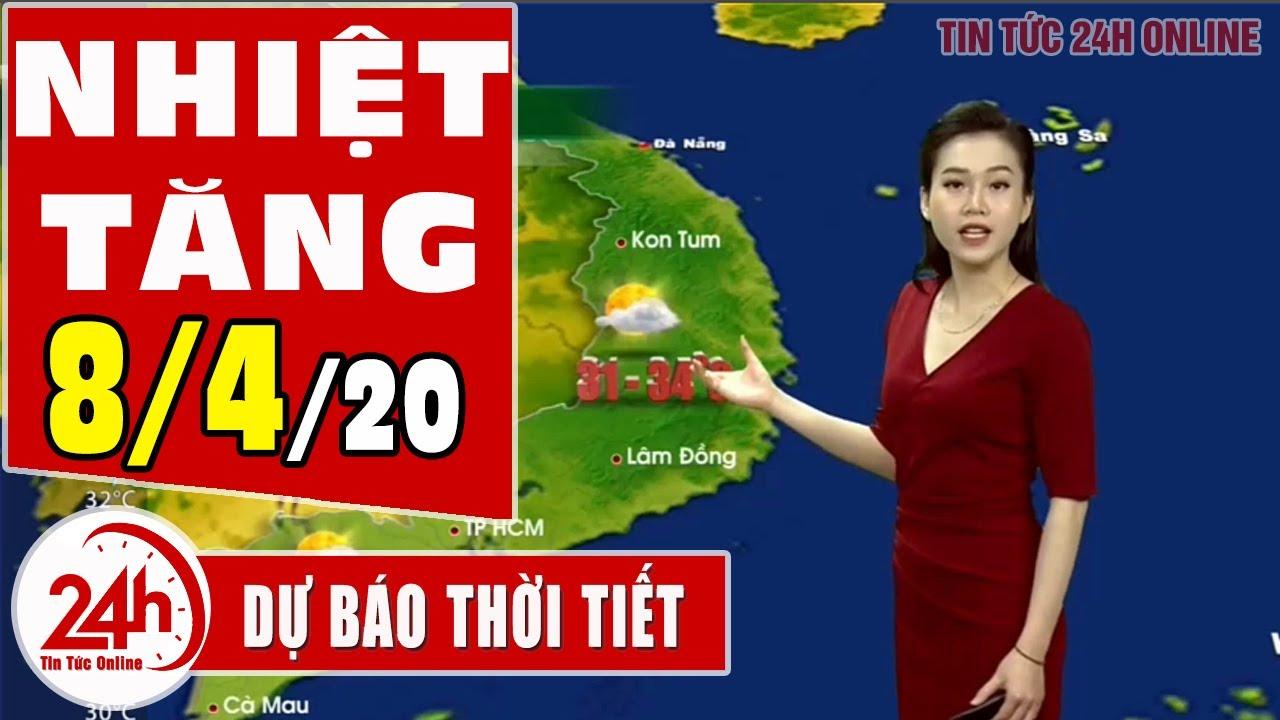 Dự báo thời tiết ngày 8 tháng 4 năm 2020 | Dự báo thời tiết ngày mai và 3 ngày tới mới nhất TT24h | Tổng quát các thông tin về dự báo thời tiết nha trang ngày mai chính xác