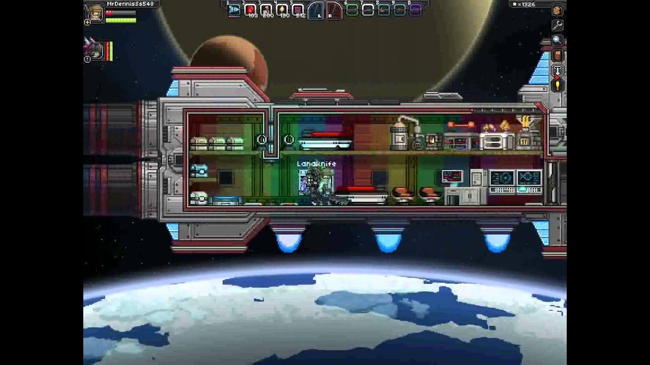 starbound сервера со всеми вещами