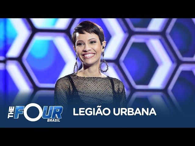 Tay Rodrigues faz emocionante apresentação ao som de Legião Urbana