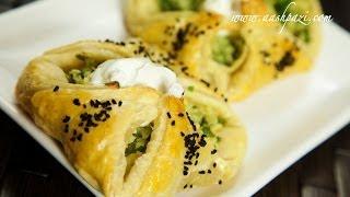 Potato Pastry Cup Recipe (Side Recipe)