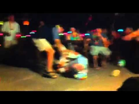 Musical chairs fight 2