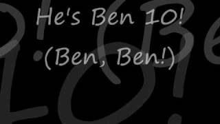 Ben 10 theme song (with lyrics)
