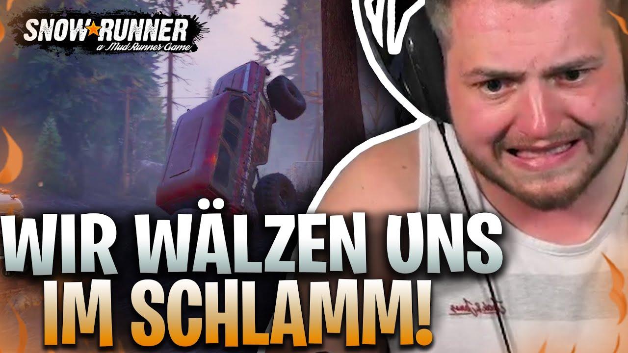 🚚😎Die HÄRTESTEN TRUCKER im NORDEN! | Mit REPAZ & RUMATHRA durch die PAMPA in SnowRunner!