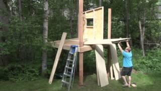 Treehouse - Ak Summer 2013