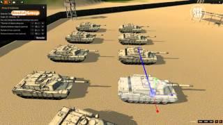 Simulazione Scenario Militare con OneRay-RT
