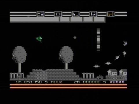 ZYBEX III (3) (ATARI 800XL - FULL GAME)