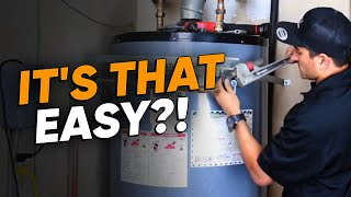 How To Change My T&P Relief Valve On My Water Heater (Complete Process)