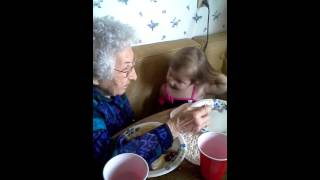 Grams feeds Brinlee Thumbnail