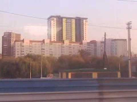 Прибытие в Новосибирск