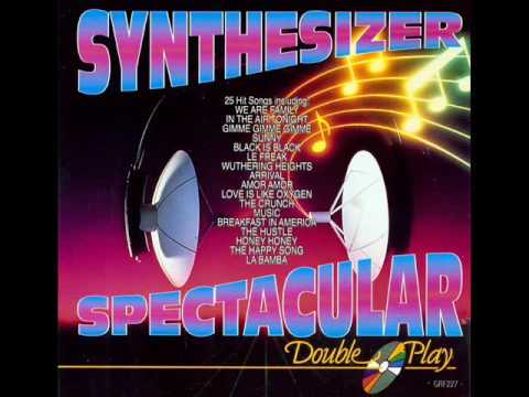 Synthesizer Spectacular