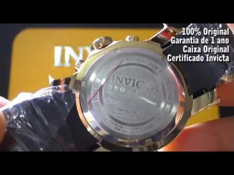 Relógio Invicta Pro Diver 17884 Masculino Original