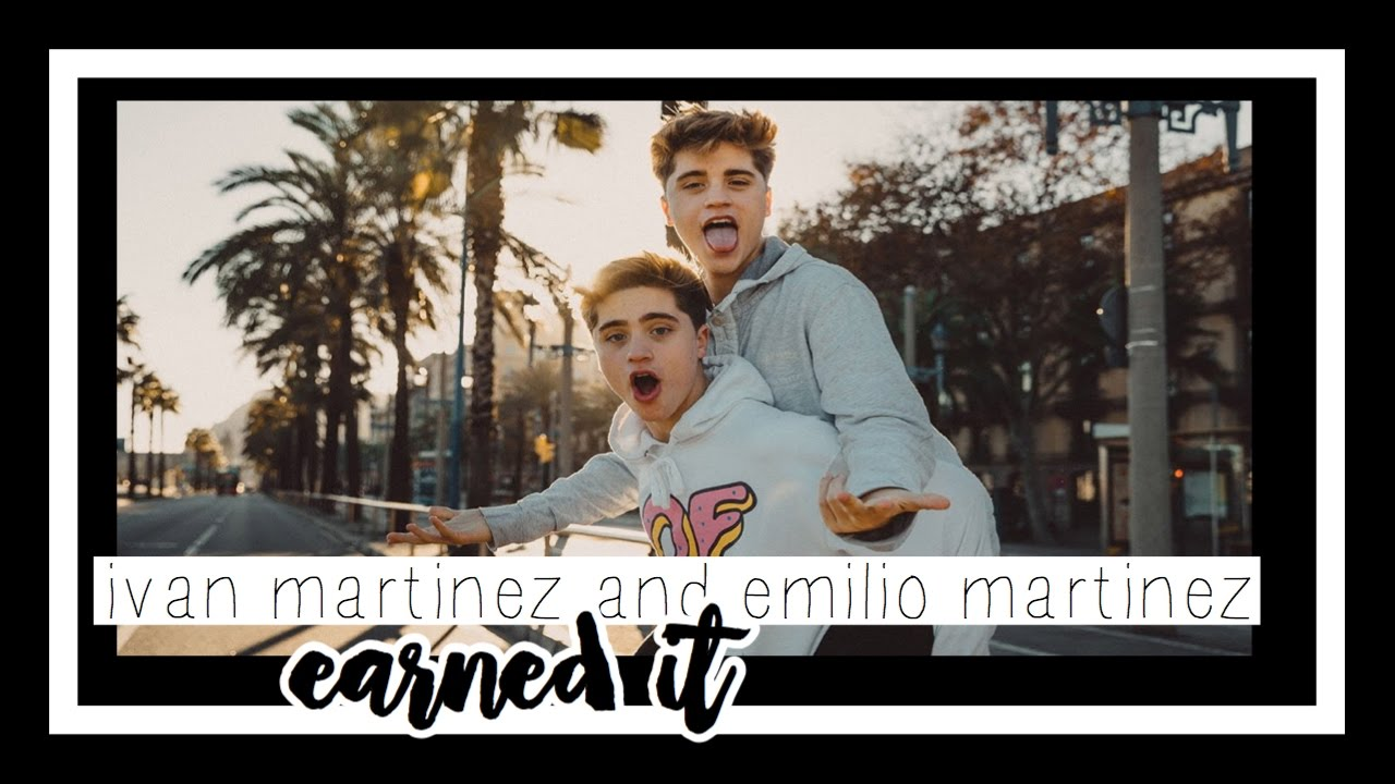 martinez twins // earned it - YouTube