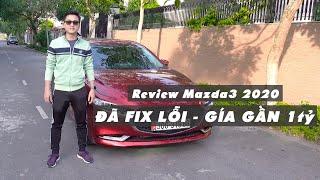 Review Mazda3 2020 ĐÃ FIX LỖI - GIÁ GẦN 1 TỶ | Vinh Xén