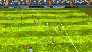 FIFA 14 Android - Real Madrid VS Sevilla FC