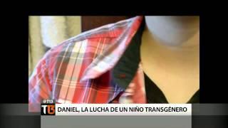 Daniel, la lucha de un niño transgénero