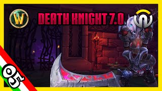 Legion Class Bemutató #5 - Death Knight [Blood, Frost, Unholy]