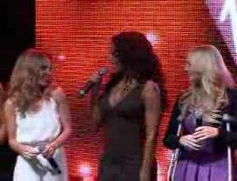 Spice Girls Deny Rift