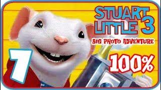 Stuart Little 3: Big Photo Adventure Walkthrough Part 7 (PS2) 100% Lake Part 1