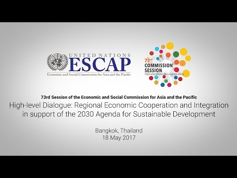 CS73: High-level Dialogue on RECI for Sustainable Development
