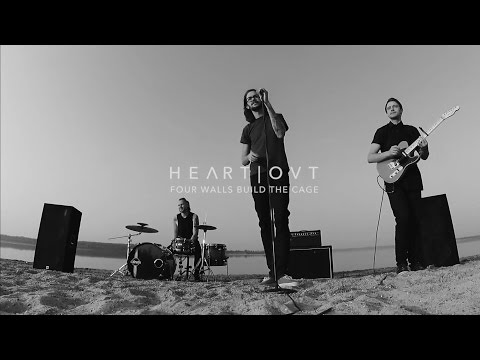 HEART OVT - Four Walls Build The Cage (Official Music Video)