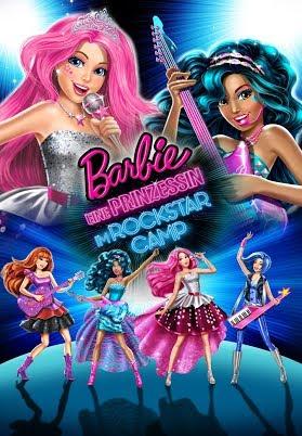 Barbie™ - Eine Prinzessin im Rockstarcamp