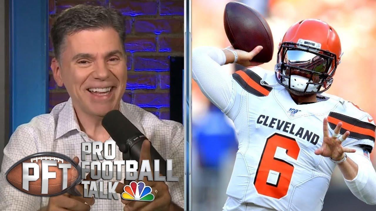 Fill in blank: Most impressive player in preseason Week 1 | Pro Football Talk | NBC Sports