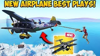 *NEW* SEASON 7 PLANE IS INSANE! - Fortnite Funny Fails and WTF ...