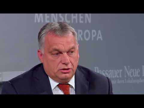 Viktor Orbán: Ungarn will keine Zuwanderung