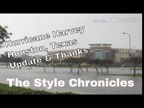Hurricane Harvey - Houston Texas - Update - The Style Chronicles