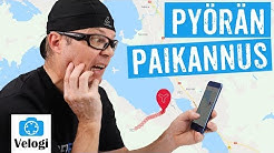 Pyörän GPS paikannus ja seuranta