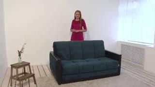 Обзор дивана Жаклин, производства Савлуков-Мебель (г. Витебск, Беларусь) HD