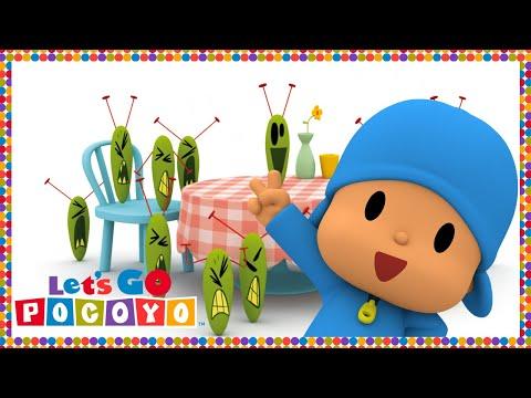 Let's Go Pocoyo! - Pocoyo's Restaurant [Episode 29] in HD