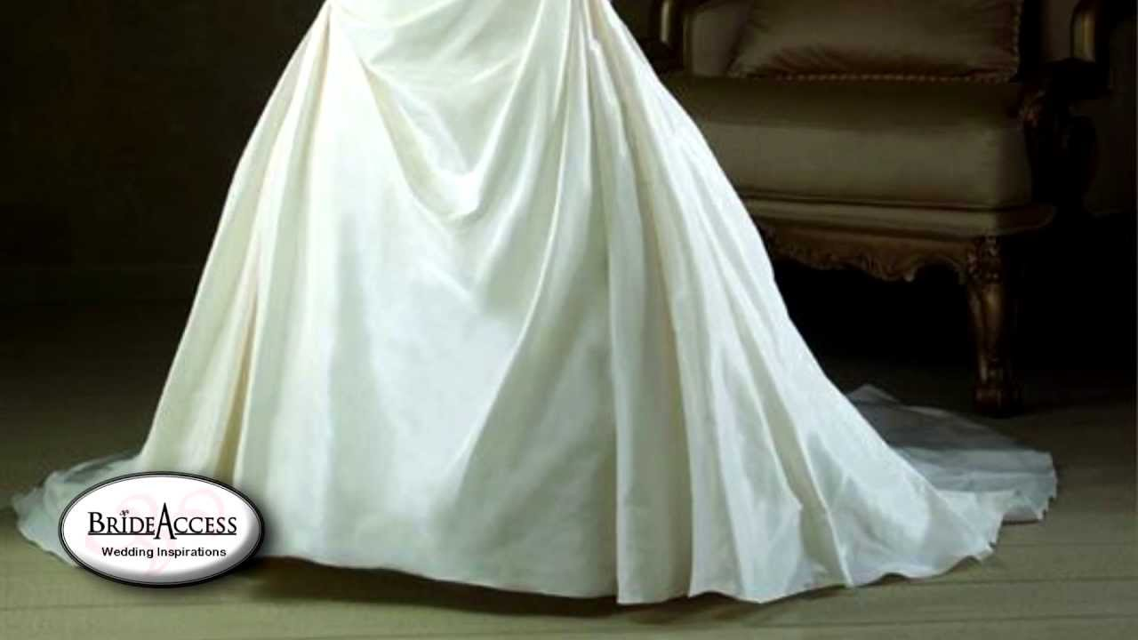 How to clean a wedding dress and remove wrinkles youtube ombrellifo Gallery