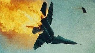 Самые шокирующие аварии истребителей, попавшие в объектив