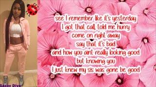 Ann Marie - Ten Toes Down Challenge (Lyrics)