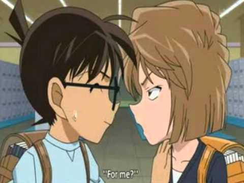 detective conan meet haibara episodes of glee