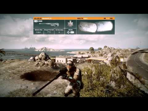 Battlefield 3 Algeria : Kharg Island DZ6