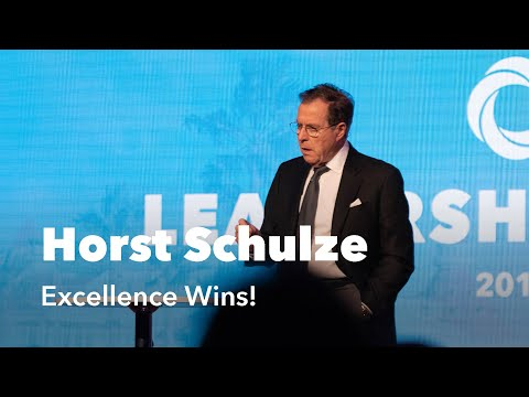 Horst Schulze, Founder of The Ritz-Carlton | Leadership Collab 2019