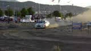 Rim Of The World SCCA Pro-Rally 2001