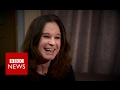 Capture de la vidéo Ozzy Osbourne's Final Interview As Black Sabbath Frontman - Bbc News