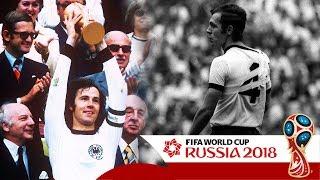 Huyền thoại World Cup | Franz Beckenbauer