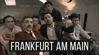 Азия Микс едет в Германию! КВН в Германии, март 2018