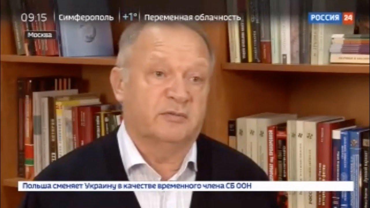 """Эксперт РИСИ принял участие в программе ТК """"Россия 24"""""""
